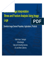Stress and Fracture Analysis Using FMI Logs