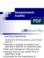 Assement Audit