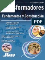 Transformadores Fundamentos y Construcción - Salvador Amalfa