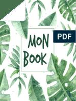 Mon Book WEB