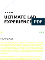 Ultimate Lab Experience