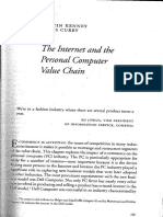 The Internet and the Personal Computer Value Chain.pdf