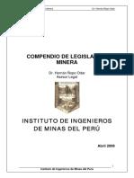 CompendiodeLegislacionMinera_Abril_2008.pdf