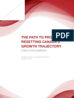 Advisory Council on Economic Growth - Report 1