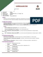 Curriculum v. (1)