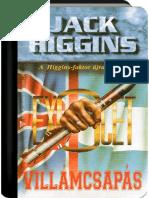 Jack Higgins - Villamcsapas