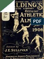 (1906) Spalding Official Athletic Almanac