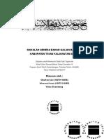 Genesa Bahan Galian Bauksit ( Ghufran Aziz, Ikhwanul Ihsan)