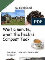 Mike Dorion Compost Tea