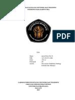 Laporan Patologi Sistemik Dan Nekropsi Rodensia