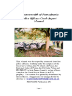 PA Crash Manual Pub153 Sub 11 2010