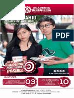 Solucionario PDF 2017 - 1
