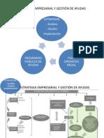 Estrategia Empresarial y Gestión de Ayudas