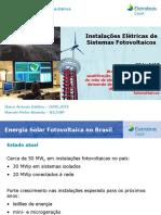 Instalações Elétricas de Sistemas Fotovoltaicos
