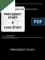 Design 3 Lecture Note 1 - Precedent Study - Rev00
