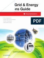 Texas Instruments - Smart Grid & Energy Solutions Guide