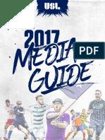 2017 USL Media Guide