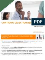 Contrato Extranjeros