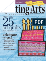 Quilting Arts - January 2016 USA