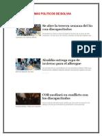 Temas Politicos de Bolivia v1.1