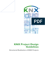KNX Project Design Guidelines