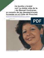 BBC MUNDO - Secretaria Bonita o Brutal Torturadora - La Doble Vida - 17 02 2017