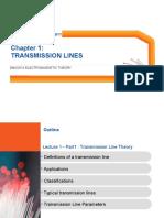 13051 Transmission Line Theory