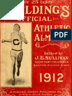 (1912) Spalding Official Athletic Almanac
