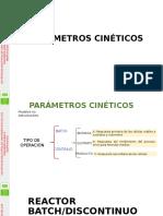 CLASE PARÁMETROS CINÉTICOS (1).pptx