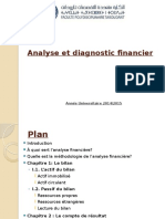 Analyse Et Diagnostic Financier 2015