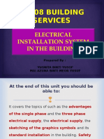 Topic 1 Electrical Installation System in the Building