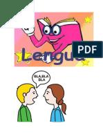 Dibujos de Lengua y Tipos de Lenguajes