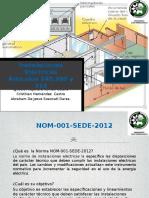 nom 240 300 y  314 instalaciones electricas (nom2012)
