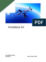 Amadeus Air - Basic Course 2009 (Deutsch)