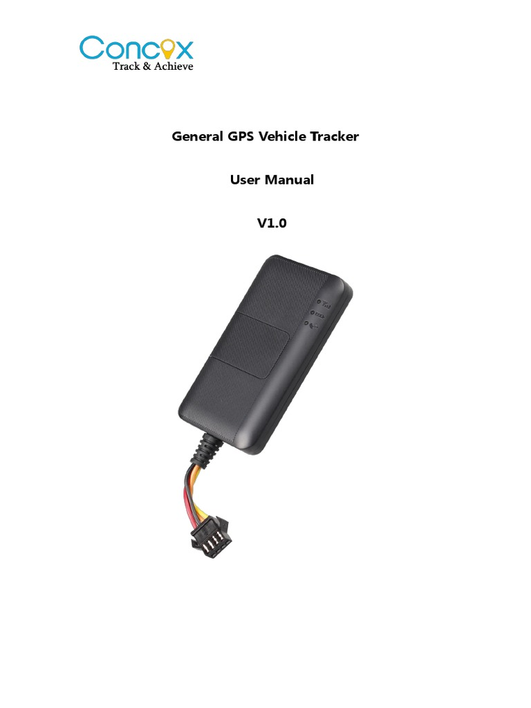 T8s Gps Tracker Manual