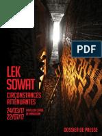 Exposition de  Lek & Sowat