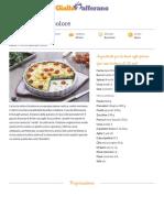 GZRic Torta Salata Tricolore