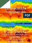 Tipuri de Termometre