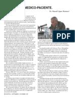 Relación Medica px-fm