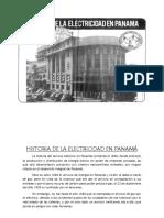 Historia de La Electricidad en Panamá