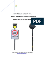 Manual de Uso Eh Instalacion B Unidireccionales y Bidireccionales