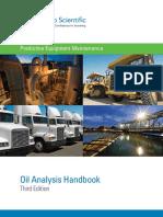 Oil Analysis Handbook Third Edition