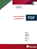 Ley Oxley Informe