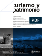 Revista Turismo y Patrimonio N 9 USMP