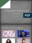 Rural Marketing- Unit 4
