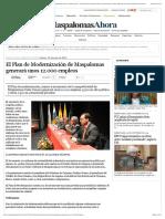 120619_El Plan de Modernización de Maspalomas generará unos 12.000 empleos