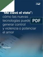 Me Clavo El Visto Como Las Nuevas Tecnologias Pueden Generar Control y Violencia o Potenciar El Amor (1)