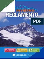 Reglamento Operacion Invierno 2016