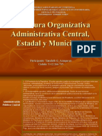 Cuadro Comparativo (Derecho Administrativo)