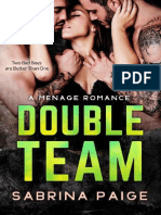 Double Team_ a Menage Romance - Sabrina Paige